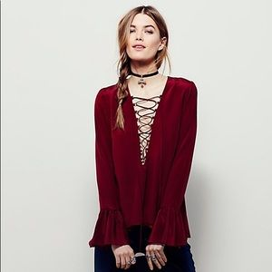 Stone Cold Fox Powell Top